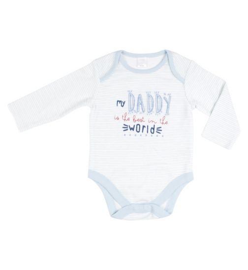 Mini Club Baby Boys My Daddy Bodysuit