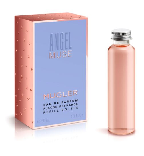 Mugler Angel Muse 50ml Eau de Parfum eco refill bottle