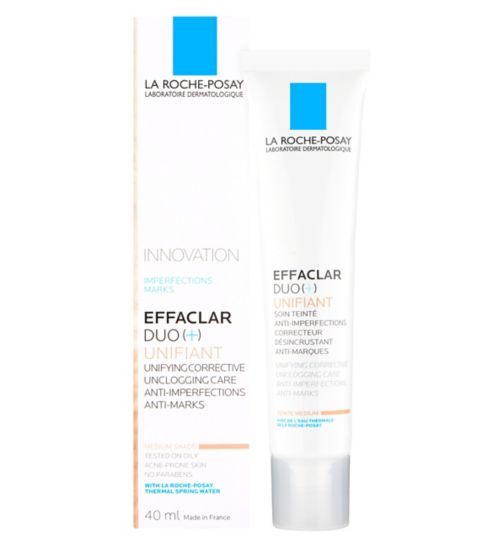 La Roche-Posay Effaclar Duo+ Unifiant Medium 40ml