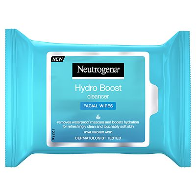 Neutrogena Hydro Boost Cleansing Facial Wipes