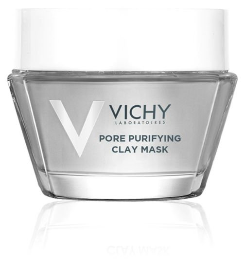Vichy Purete Thermale Pore Purifying Clay Mask 75ml