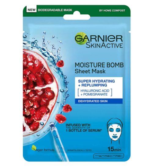 Garnier Moisture Bomb Tissue Mask