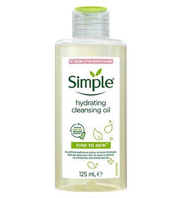 Simple Cleansing Oil 125ml