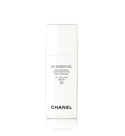 CHANEL UV ESSENTIEL Multi- Protection Daily Defender UV - Pollution SPF 50 Bottle 30ml