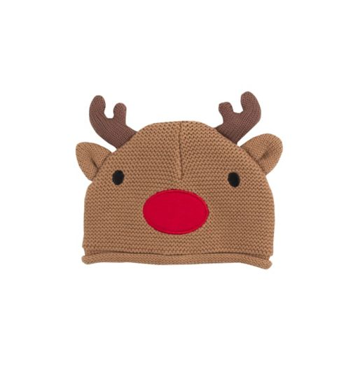 Mini Club Baby Rudolph the Reindeer Hat