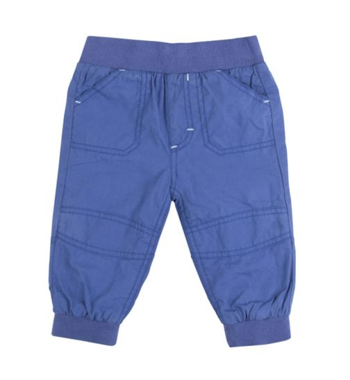 Mini Club Baby Boys Combat Trousers Blue