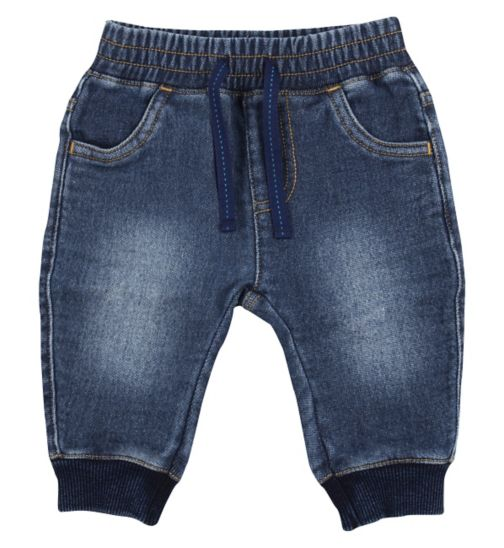 Mini Club Baby Boys Jeans Blue