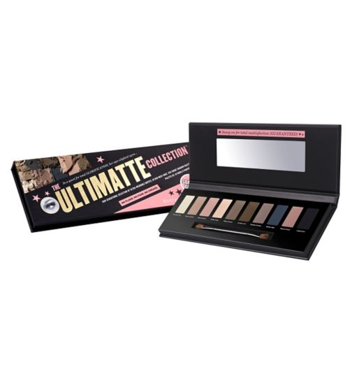 Soap & Glory The ultimatte Eyeshadow Palette