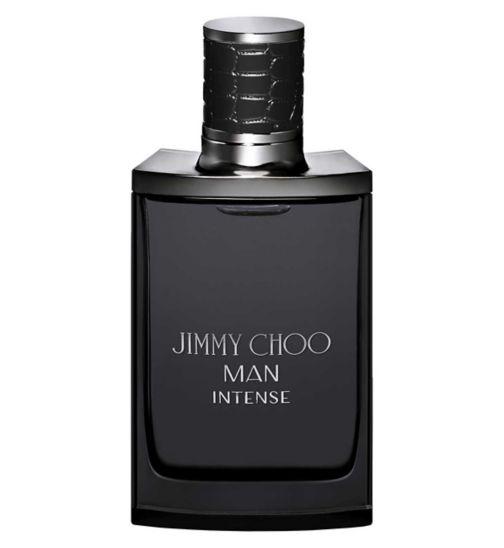 Jimmy Choo MAN INTENSE Eau de Toilette 50ml