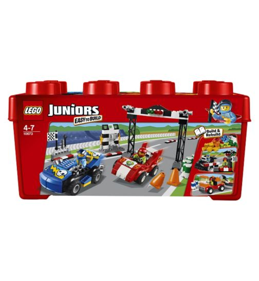 LEGO® Juniors - Race Rally Box set 10673