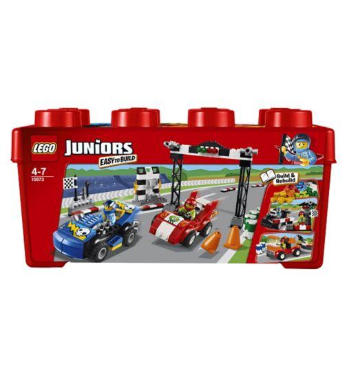 LEGO Juniors - Race Rally Box set 10673
