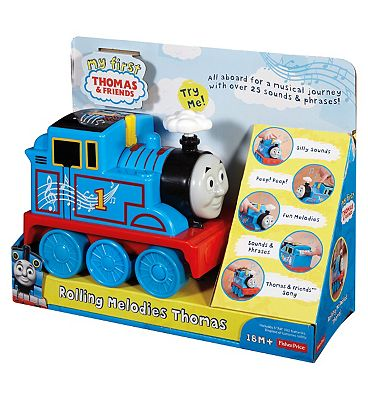 Thomas The Tank Engine My First Rolling Melodies