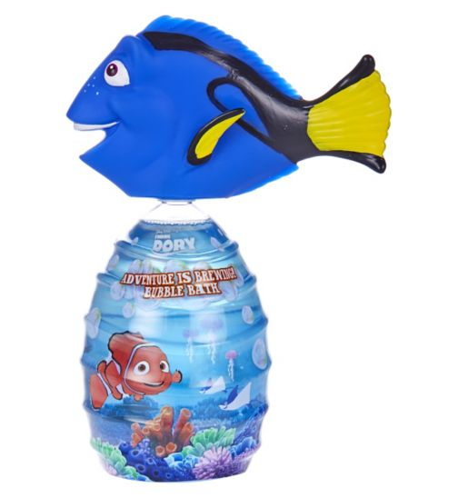 Finding Dory adventure bubble bath