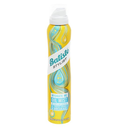Batiste Stylist Hydrating Oil Mist