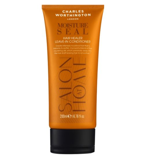 Charles Worthington Moisture Seal Hair Healer Leave-In Conditioner 200ml