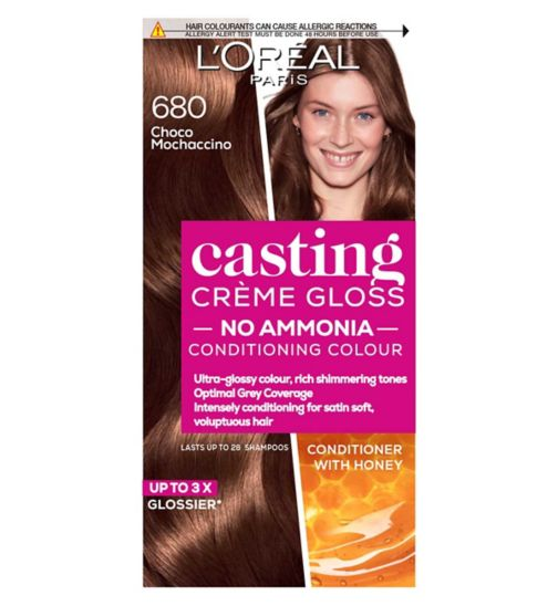 L'Oreal Paris Casting Creme Gloss 680 Choco Moccacino