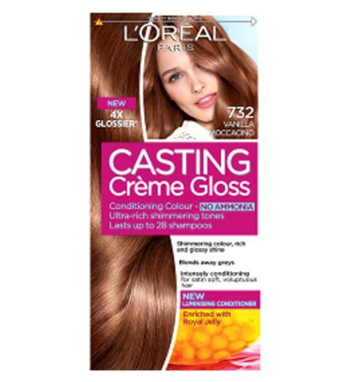 L'Oreal Paris Casting Creme Gloss 732 Vanilla Moccacino