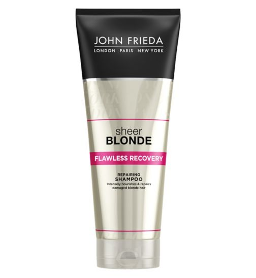 John Frieda Sheer Blonde hi impact shampoo 250ml