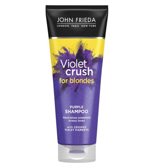 John Frieda Sheer Blonde Tone-Correcting Shampoo 250ml