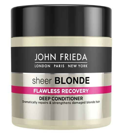 John Frieda Sheer Blonde Hi-Impact Vibrancy Restoring Deep Conditioner 150ml