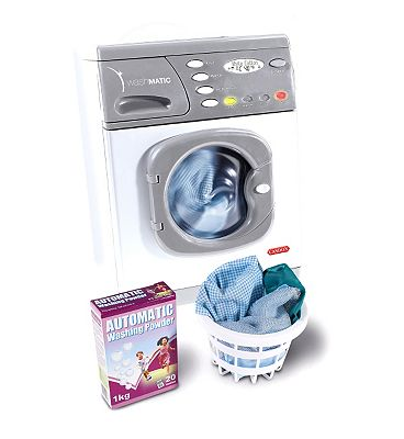 Casdon Little Helper Electronic Washing Machine