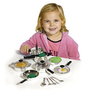 Casdon Little Helper Pan Set