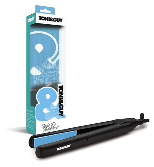 Toni & Guy style fix straightener