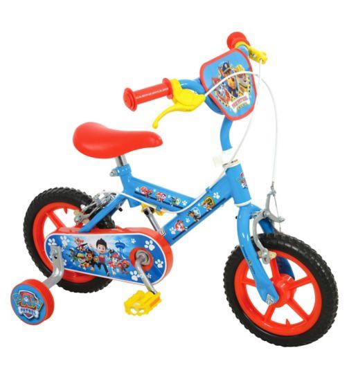 Paw Patrol 12' Bike