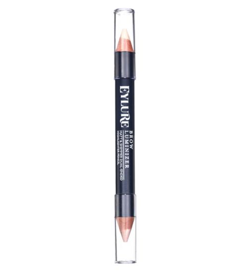 Eylure Brow Luminiser Double ended Highlighter Pencil (Matt & Pearl)