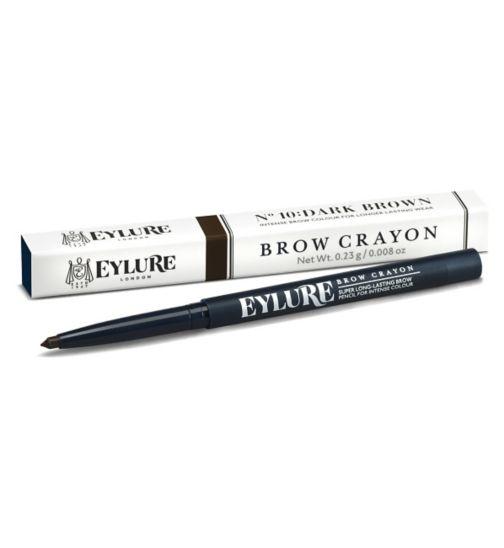 Eylure Brow Crayon- Dark Brown 10