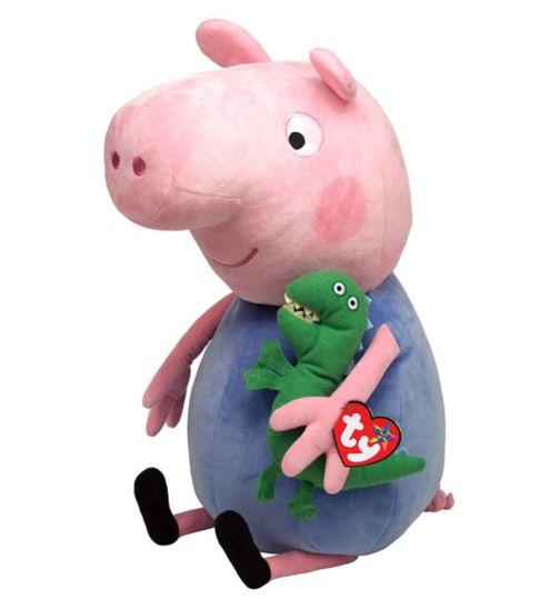 George Pig 15 inch Beanie