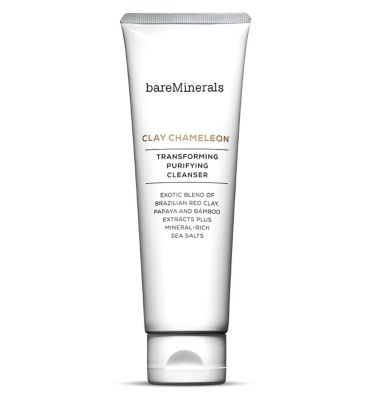 Bare Minerals Clay Chameleon Transforming Purifying Cleanser 120ml by Bareminerals