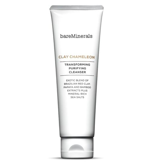 bareMinerals CLAY CHAMELEON Transforming Purifying Cleanser 120ml