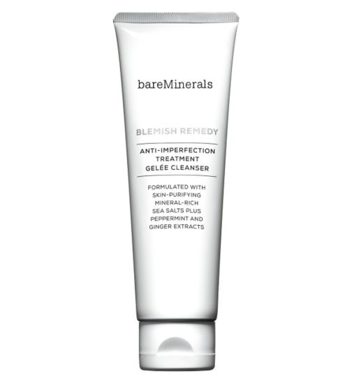bareMinerals BLEMISH REMEDY Anti-Imperfection Treatment Gelée Cleanser 120ml