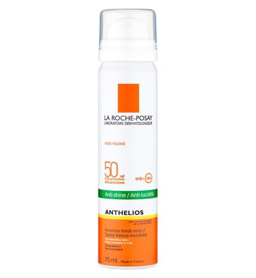 La Roche-Posay Anthelios Sunscreen Face Mist SPF50 75ml