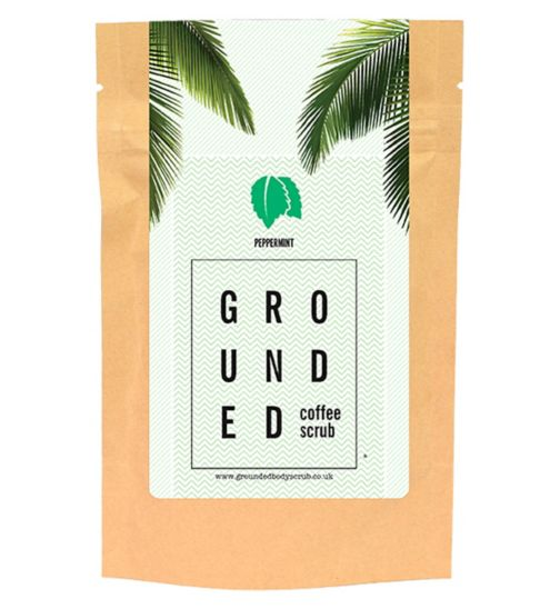 Grounded Body Scrub Peppermint 200g