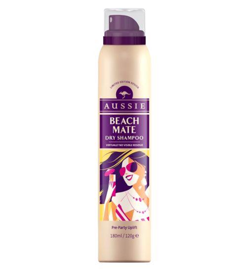 Aussie Dry Shampoo Beachmate 180ml