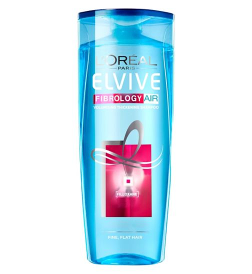 L'Oreal Paris Elvive Fibrology Air Shampoo 250ml