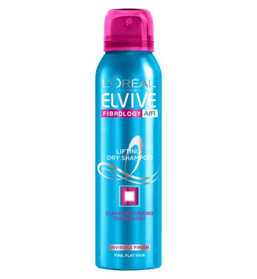 L'Oreal Paris Elvive Fibrology Dry Shampoo 150ml