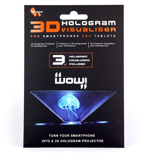 Satzuma 3D Hologram