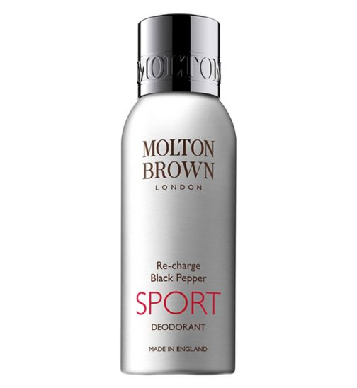 Molton Brown Re-Charge Black Pepper Sport Deodorant Spray 150ml