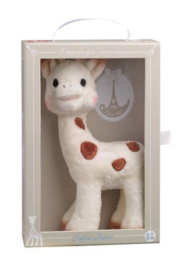 Sophie la girafe Cherie Soft Toy