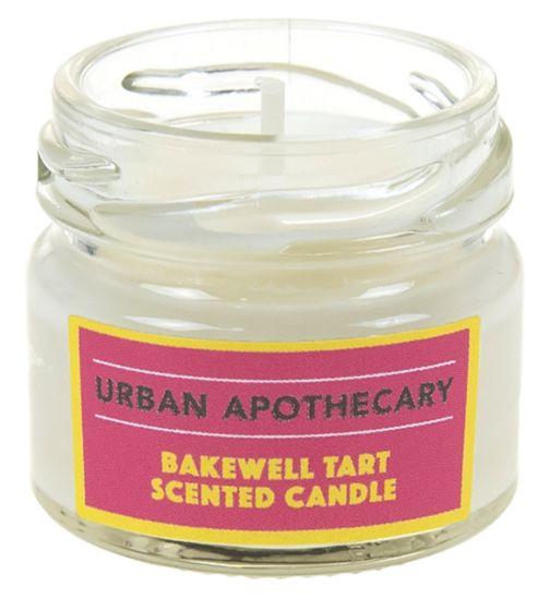 Urban Apothecary Bakewell Tart Mini Luxury Candle 20g