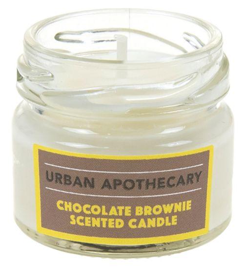 Urban Apothecary Chocolate Brownie Mini Luxury Candle 20g