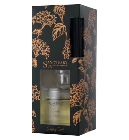 Sanctuary Spa Luxury Oud Diffuser