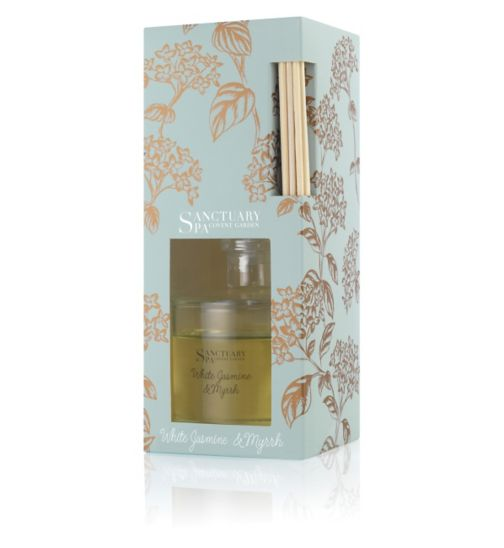 Sanctuary Spa White Jasmine & Myrrh Diffuser 160ml