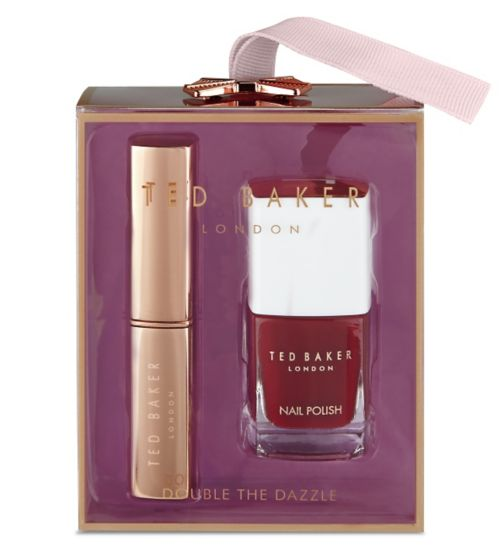 Ted Baker Double The Dazzle! Berry
