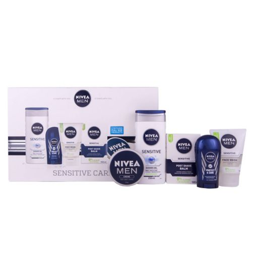 NIVEA Men Sensitive Care