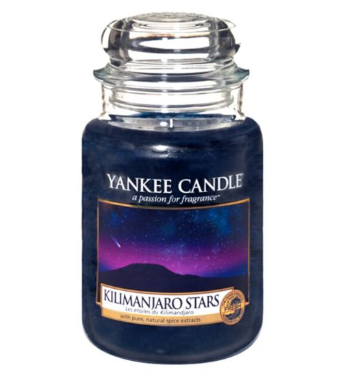 Yankee Candle® Kilimanjaro Stars Large Jar Candle