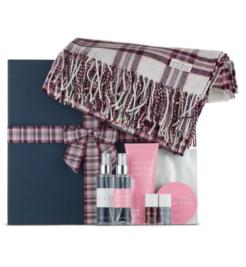 Jack Wills Blanket Scarf Gift